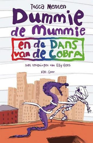 Dummie de mummie en de dans van de cobra