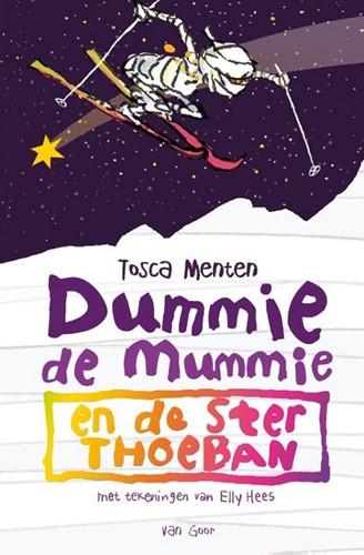 Unieboek Dummie de Mummie - Dummie de mummie en de ster Thoeban. 8+