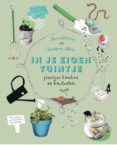 Kinderboeken educatieboek in je eigen tuintje