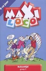 Loco  Maxi educatief spel rekentijd groep 5