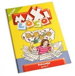 Loco  Maxi educatief spel rekentijd groep 6