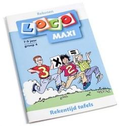 Loco  Maxi educatief spel rekentijd groep 4