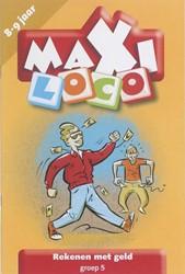 Loco  Maxi educatief spel rekenen met geld groep 5