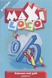 Loco  Maxi educatief spel rekenen met geld gr 6-7