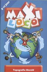 Loco  Maxi educatief spel topografie Wereld