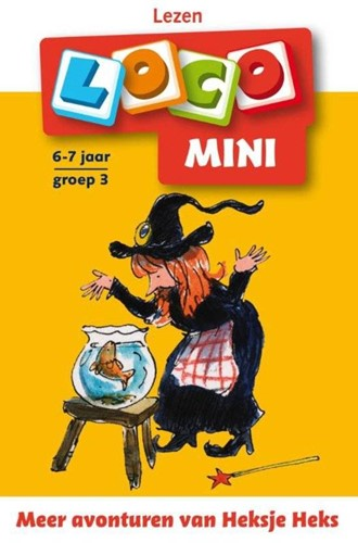 Loco Mini Meer Avonturen Heksje Heks. 6 - 7 jaar
