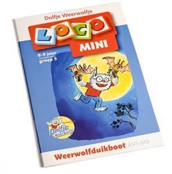 Loco  Mini educatief spel Dolfje Weerwolfje Weerwolfduikboot