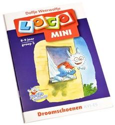 Loco  Mini educatief spel Dolfje Weerwolfje Droomschoenen