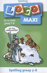Loco  Maxi educatief spel spelling groep 7-8
