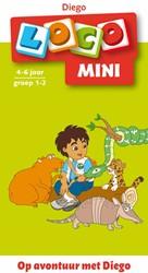 Loco  Mini educatief spel Avontuur Diego Loco Mini
