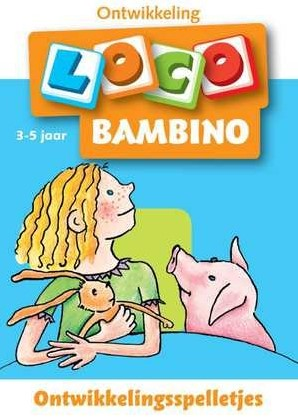 Loco Bambino Ontwikkelingsspelletjes. 3 - 5 jaar