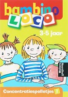 Loco  Bambino educatief spel Concentratiespel 1