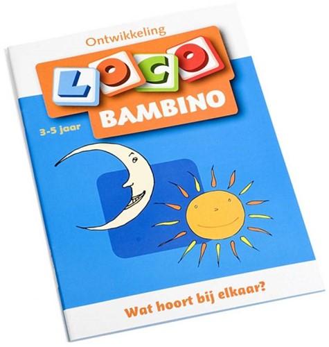 Loco  Bambino educatief spel wat hoort bij elkaar?