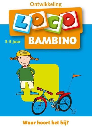 Loco Bambino Waar hoort het bij? 3 - 5 jaar