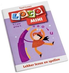 Loco  Mini educatief spel Lekker lezen en spellen