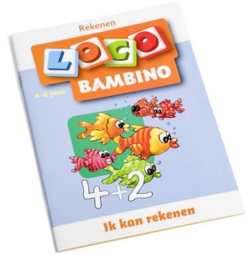 Loco Bambino Ik kan rekenen. 4 - 6 jaar