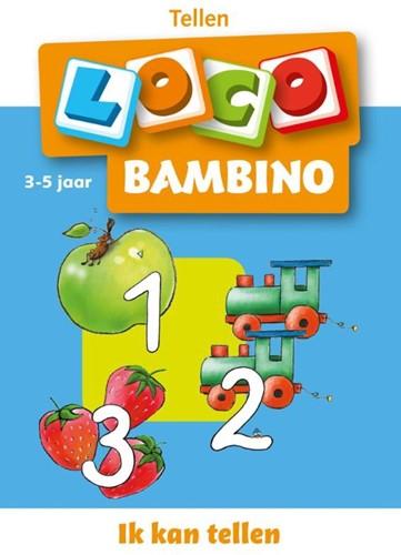 Loco Bambino Ik kan tellen. 3 - 5 jaar