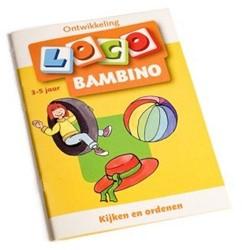Loco  Bambino educatief spel Kijken en ordenen