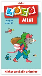 Loco  Mini educatief spel Kikker en vrienden Loco Mini