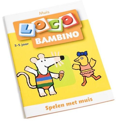 Loco Bambino spelen met Muis. 3 - 5 jaar