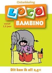 Loco  Bambino educatief spel Dit kan ik al 2! 2-4 jaar