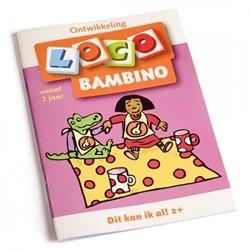 Loco  Bambino educatief spel Bambino. Dit kan ik al 1! 2-4 jaar