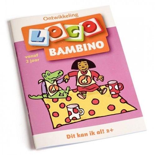 Loco Bambino Dit kan ik al! 2+