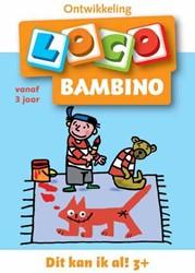Loco  Bambino educatief spel Dit kan ik al 3! 2-4 jaar