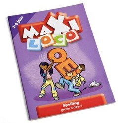 Loco  Maxi educatief spel spelling groep 4 deel 1