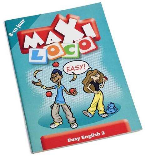 Loco  Maxi educatief spel Easy English 2