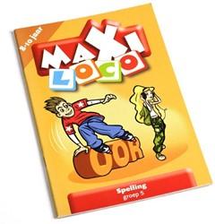 Loco  Maxi educatief spel spelling groep 5