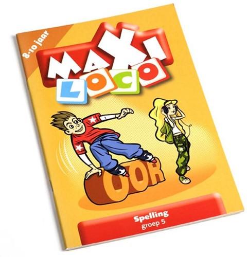 Loco Maxi Spelling groep 5. 8 - 10 jaar