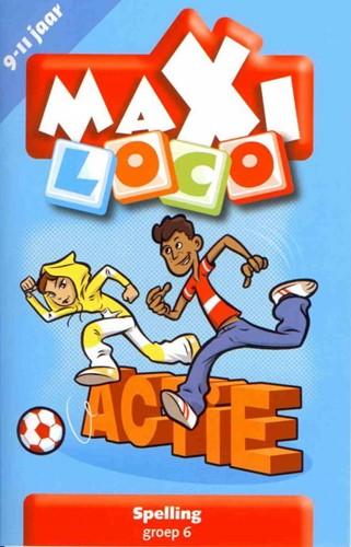 Loco  Maxi educatief spel spelling groep 6