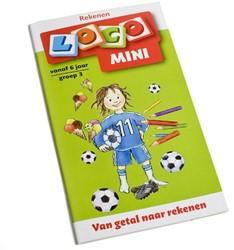 Loco  Mini educatief spel getal naar rekenen