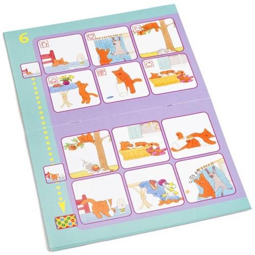 Loco  Bambino educatief spel puzzelen Dikkie Dik-2