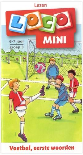 Loco  Mini educatief spel voetbal eerste woorden