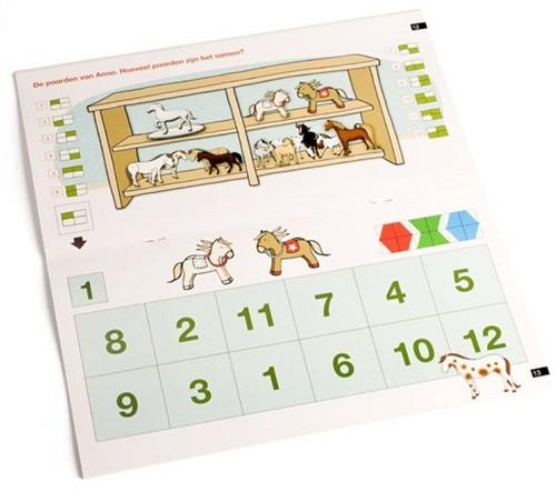 Loco Mini Paarden, eerste sommen. 6 - 7 jaar-2