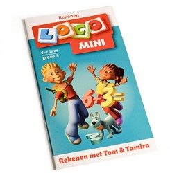 Loco  Mini educatief spel Rekenen Tom&Tamira