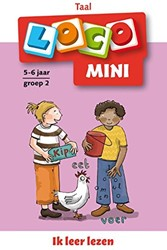 Loco  Mini educatief spel Ik leer lezen,mini