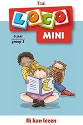 Loco  Mini educatief spel Ik kan lezen, mini