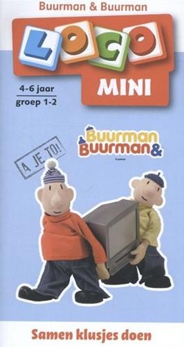 Loco  Mini educatief spel Buurman en Buurman Sa