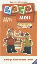 Loco  Mini educatief spel Buurman en Buurman pakk