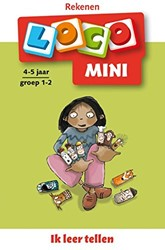 Loco  Mini educatief spel Loco Ik leer tellen