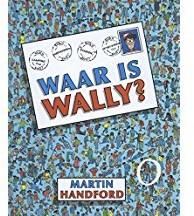 Kinderboeken  doeboek Heb jij Wally al gevonden?