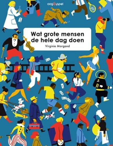 voorleesboek Wat grote mensen de hele dag doen