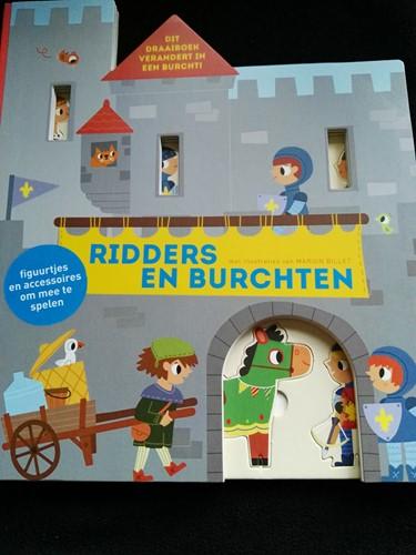 Kinderboeken Ridders en burchten (draaiboek met figuu