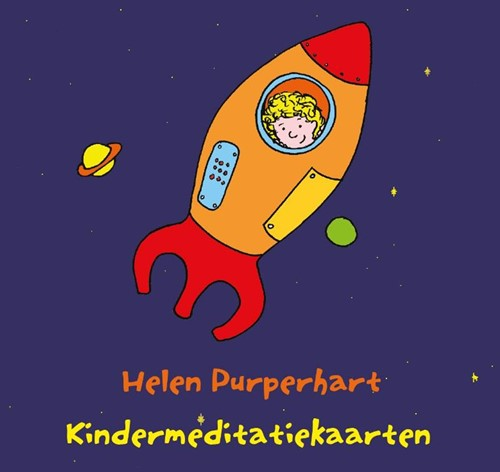Helen Purperhart - Kindermeditatiekaarten