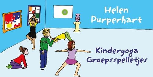 Helen Purperhart - Kinderyoga Groepsspelletjes