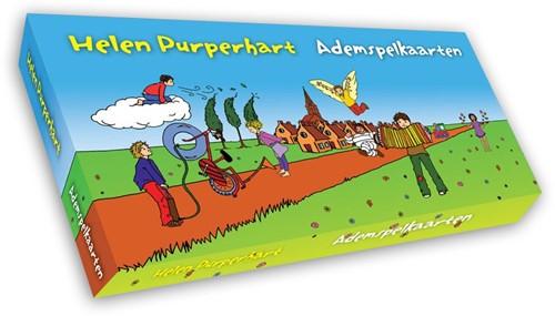 Helen Purperhart - Ademspelkaarten voor Kinderen