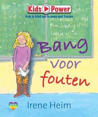 Kinderboeken  leesboek Bang voor fouten